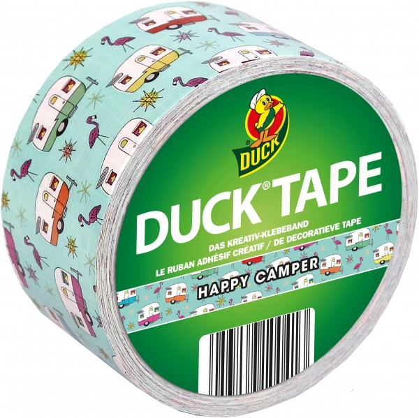 Duck® Tape Happy Camper