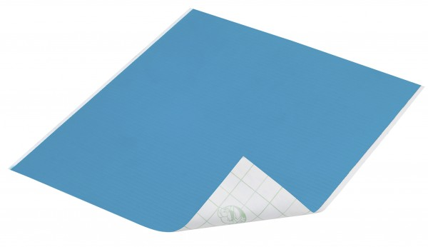 Duck Tape® Sheet Electric Blue