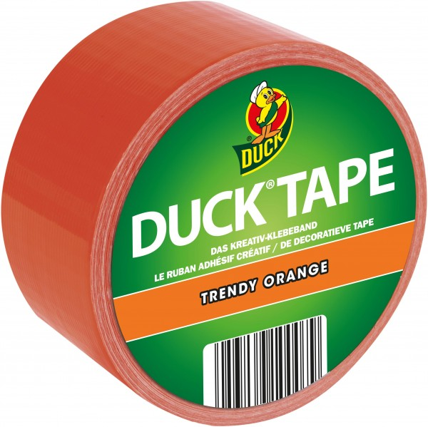 Duck® Tape Trendy Orange