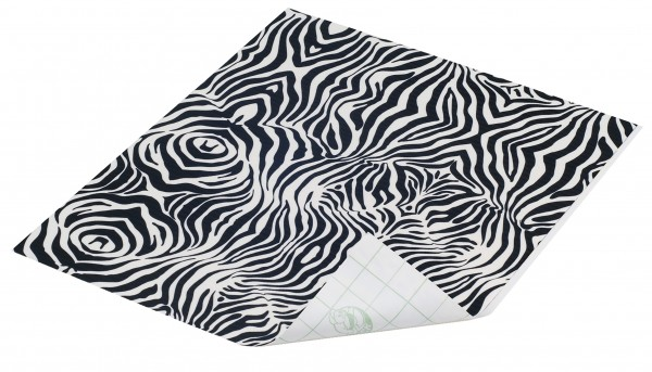 Duck Tape® Sheet Stylish Zebra