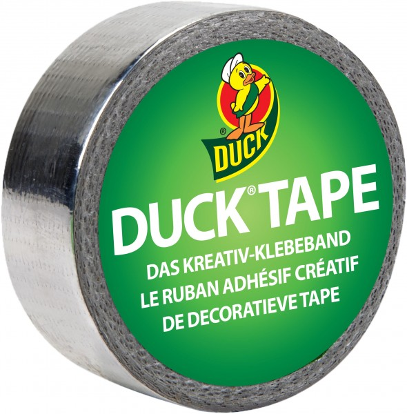 Duck® Tape Ducklings Metallic Silver