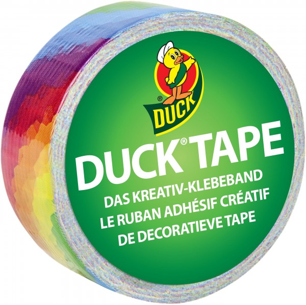 Duck® Tape Ducklings Bright Rainbow