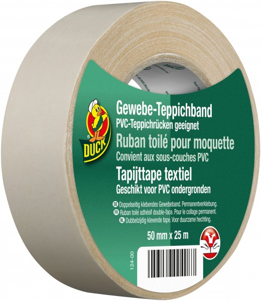 Duck® Gewebe-Teppichband