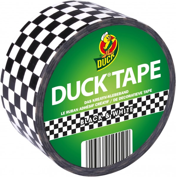 Duck® Tape Black & White