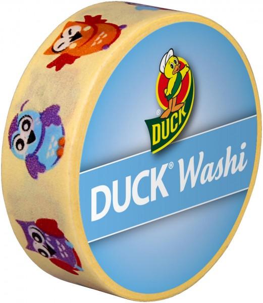 Duck® Tape Washi Cute Owls