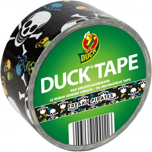 Duck® Tape FreakyPirates