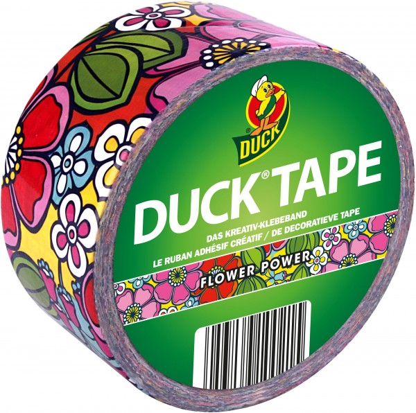 Duck® Tape Flower Power