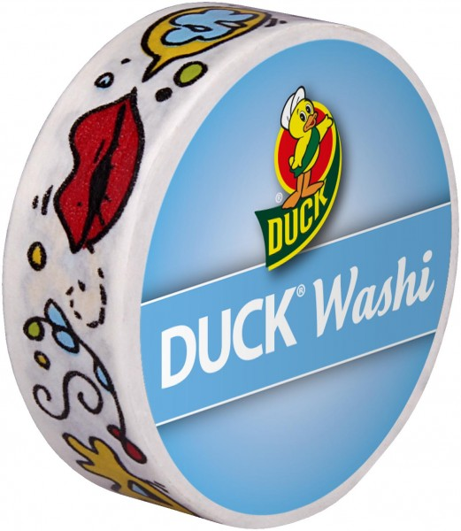 Duck® Tape Washi Pop Art