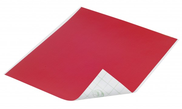 Duck Tape® Sheet Cherry Red