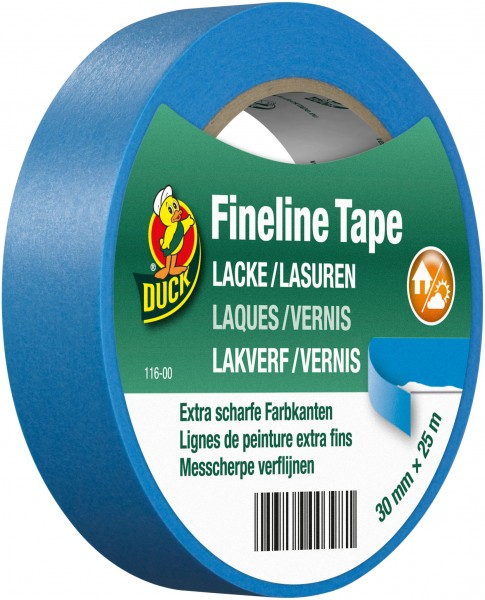 Duck® Fineline Tape Lacke / Lasuren