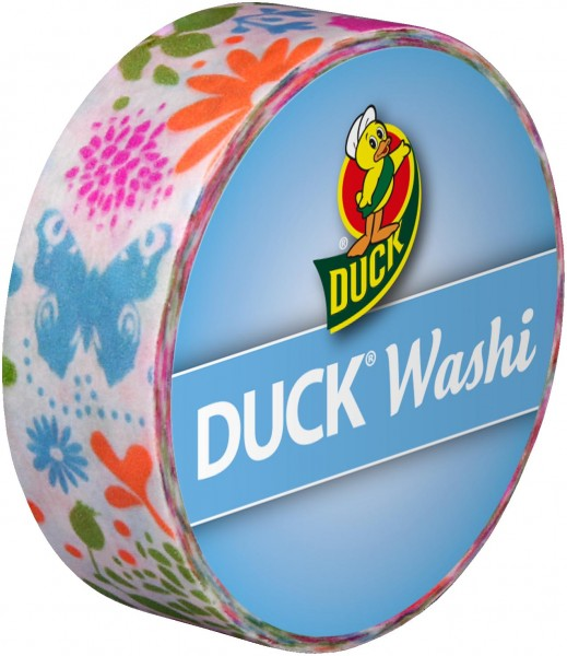 Duck® Tape Washi Neon Nature
