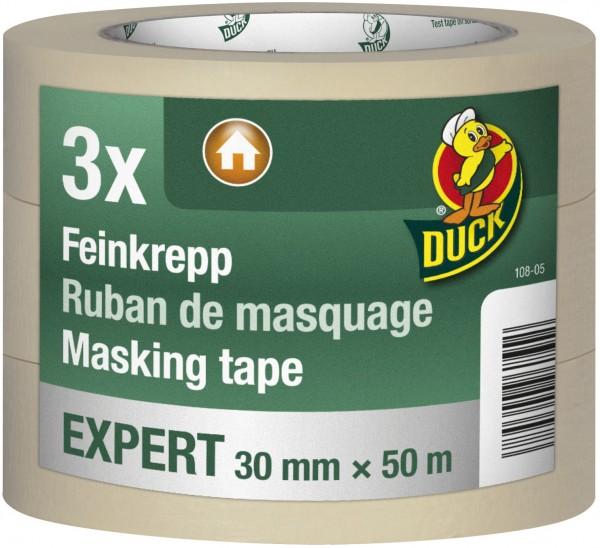 Duck® Feinkrepp Expert 3er Pack